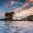 Cudillero y su entorno: playa de Aguilar